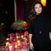 Monica Bellucci et Anne Parillaud : Lumineuses pour une belle soirée marocaine