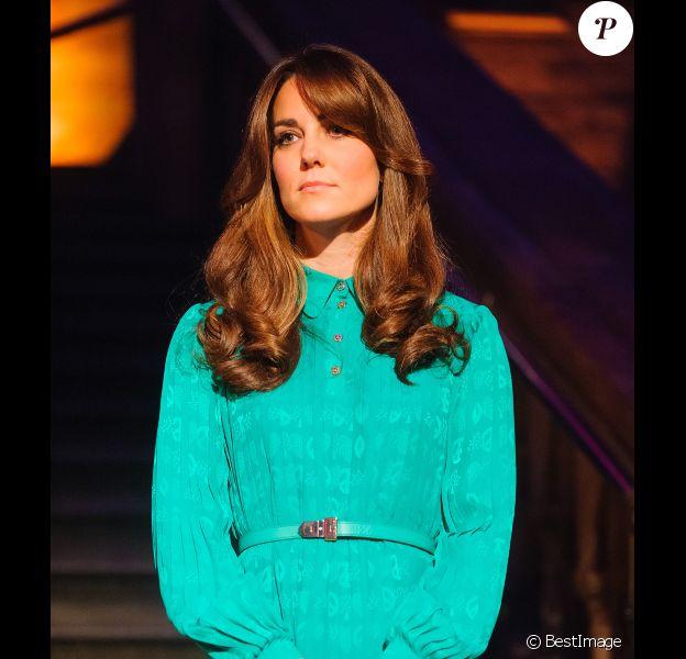 Kate Middleton à Londres en novembre 2012
