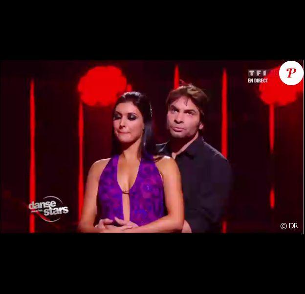 Christophe Dominci éliminé dans Danse avec les stars 3, samedi 13 octobre 2012 sur TF1