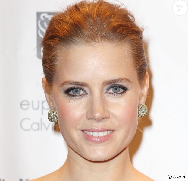 Amy Adams lors des Annual Gotham Independent Film Awards au Cipriani Wall Street. New York, le 26 novembre 2012.