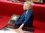 Carole King : La ''Natural Woman'' reçoit son étoile sur Hollywood Walk of Fame