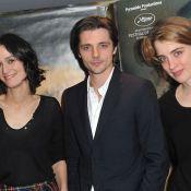 Raphaël Personnaz, charmeur face aux troublantes Clotilde Hesme et Adèle Haenel