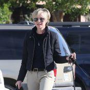 Portia De Rossi : Ravissante en cavalière auprès de ses animaux préférés