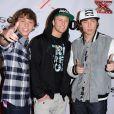 Emblem3 à la soirée X Factor Viewing Party à Los Angeles le 6 décembre 2012.