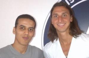 Zlatan Ibrahimovic : Son faux coéquipier du PSG démasqué !