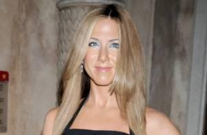 Jennifer Aniston : Une statue de cire réussie comme cadeau de Noël