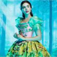 Lily Collins (Blanche Neige)