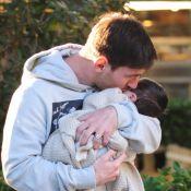 Lionel Messi : Un papa très câlin avec son bébé Thiago