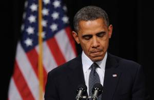 Barack Obama et le massacre de Sandy Hook : le président ému devant les familles
