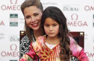 Haya de Jordanie et la princesse Al Jalila, 5 ans, complices au Dubai Masters