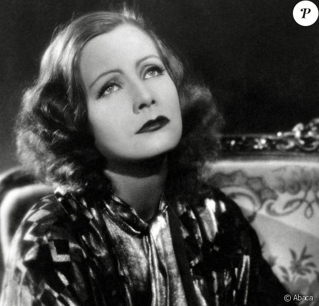 Séduisante et séductrice, Greta Garbo, au début des années 1930.