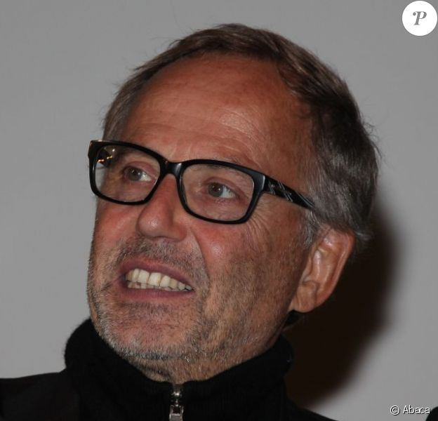 Fabrice Luchini à Paris, le 30 septembre 2012.