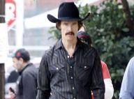 Matthew McConaughey : Métamorphosé, la peau sur les os, il est terrifiant !