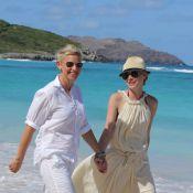 Portia De Rossi et Ellen DeGeneres : Noël entre amoureuses à Saint-Barth'