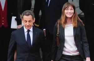 Nicolas Sarkozy et Carla Bruni : Réveillon en famille au Cap Nègre