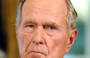 George Bush : Son état de santé s'améliore, il chante avec les infirmières