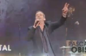 La chanson de l'année sur TF1 : Garou sacré, surprise et incompréhension...