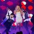 Mariah Carey a donné un concert en Australie le 1er janvier 2013.