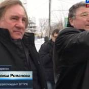 Gérard Depardieu en Russie : Un logement gratuit et un poste de ministre !