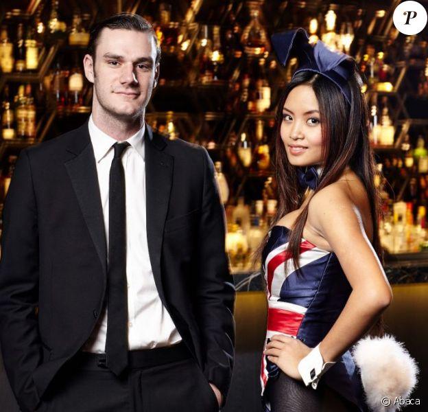 Cooper Hefner, fils de Hugh Hefner, au Playboy Club de Londres, le 30 décembre 2012.