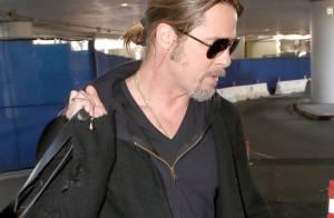 Brad Pitt : Chevelu comme Jésus Christ mais pressenti pour être Ponce Pilate