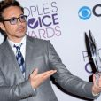 Robert Downey Jr. aux 39e People's Choice Awards au Dolby Theatre à Los Angeles, le 9 janvier 2013.