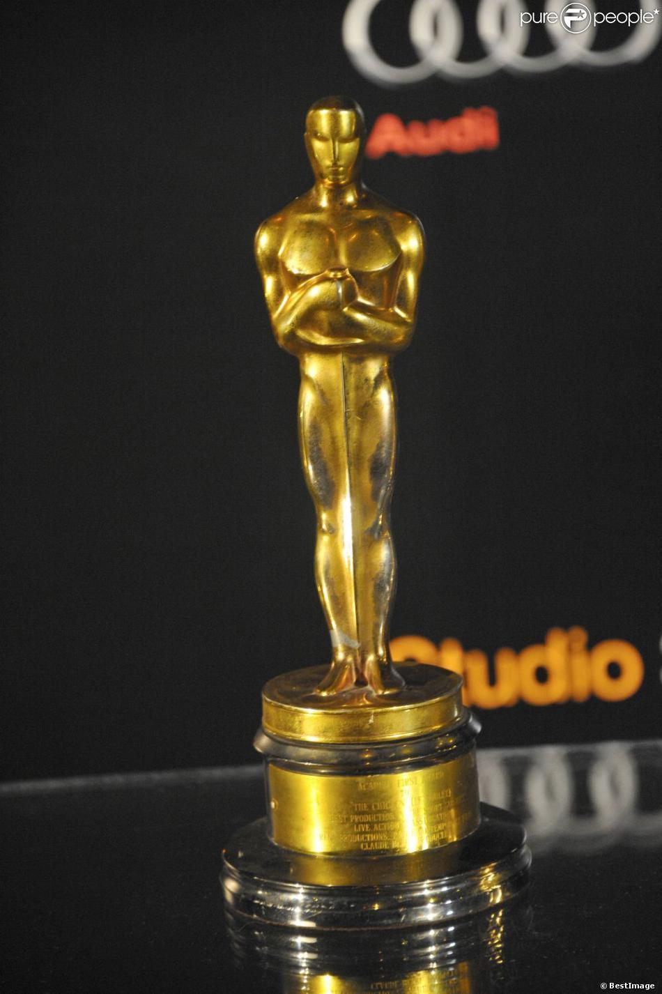 Trophée des Oscars