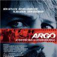 Affiche officielle du film Argo.