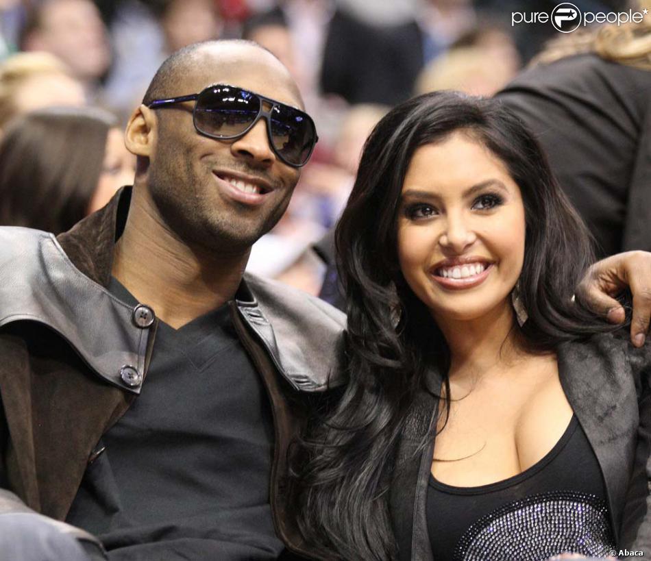 df1ac84ff664f Kobe Bryant et Vanessa réconciliés : le divorce est abandonné ...