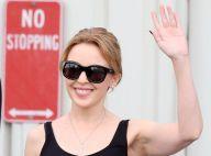 Kylie Minogue annonce un break dans sa carrière musicale...