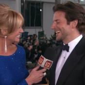Bradley Cooper amoureux de Jennifer Lawrence ? ''Je pourrais être son père !''