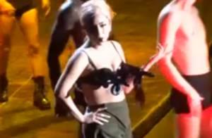 Lady Gaga sur scène : un retour osé et polémique
