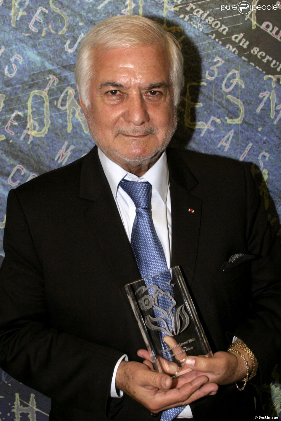Jean-Claude Brialy en 2007 -
