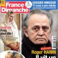 Magazine  France Dimanche  du 18janvier 2013.