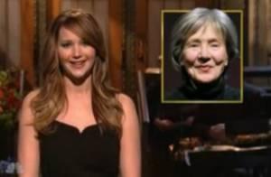 Oscars 2013 : Jennifer Lawrence veut battre la 'vieille Française de 85 ans'
