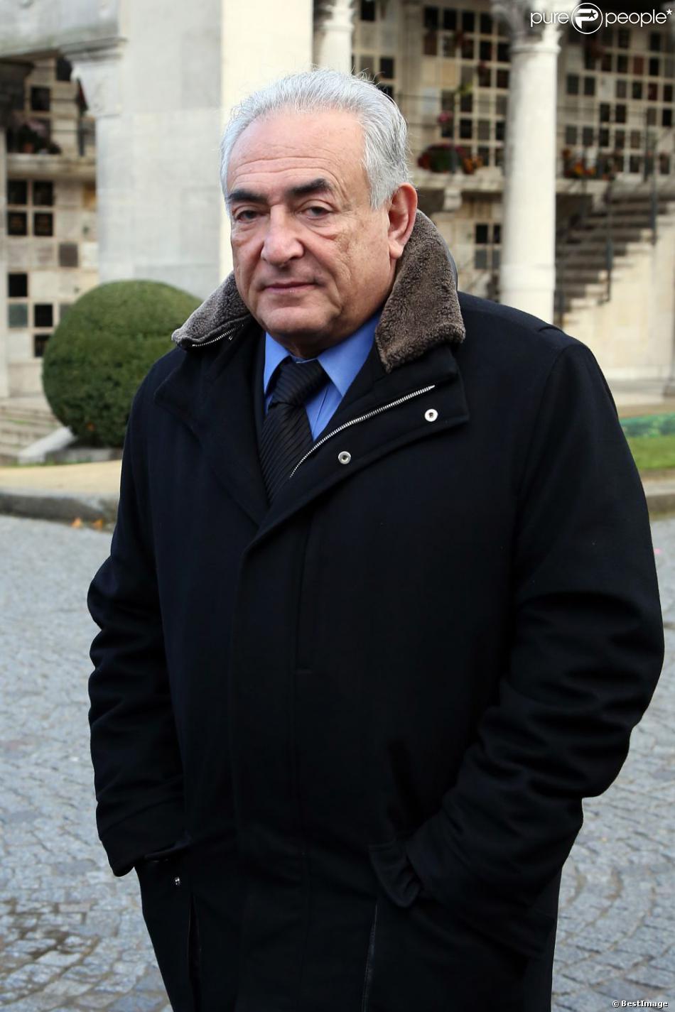 Dominique Strauss-Kahn le 4 décembre 2012