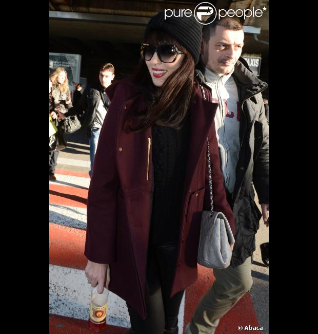 Nolwenn Leroy au NRJ Music Awards Aeroport Nice