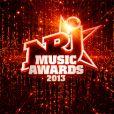 Le logo des NRJ Music Awards 2013, retransmis sur TF1, le samedi 26 janvier 2013.