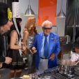 Michou et ses Michettes dans Top Chef 2013, sur M6.