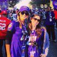 Stacy Keibler était à la Nouvelle-Orléans pour le Super Bowl 2013 qui s'est déroulé le 3 février 2013.