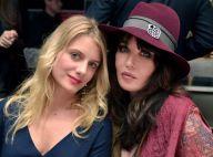 Isabelle Adjani et Mélanie Laurent, beautés angéliques d'une nuit précieuse