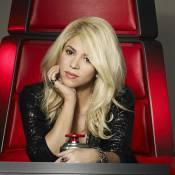 Shakira : Sublime et sexy avant la naissance de Milan, elle pose pour The Voice