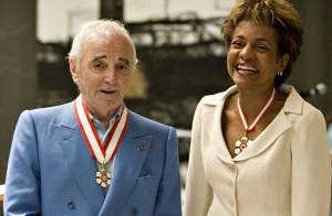 PHOTOS : Charles Aznavour épinglé au Canada !