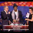 Oxmo Puccino remporte le trophée de l'album des musiques urbaines  lors des Victoires de la Musique, sur France 2 le 8 février 2013.