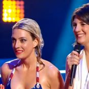 Splash : Eve Angeli dévoile un bout de sein devant le jury !