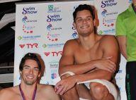 Camille Lacourt et Florent Manaudou : Les deux stars réunies au Swim Show
