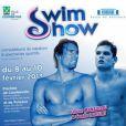 L'affiche du Swim Show qui se déroulait du 8 au 10 février 2013 à Courbevoie.