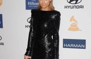 Nicole Richie et Jennifer Hudson époustouflantes à la veille des Grammy Awards