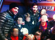 Lionel Messi: Sa visite surprise dans un petit club parisien provoque l'hystérie