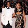 Jay Z et Beyonce à New YorK le 2 mai 2011.